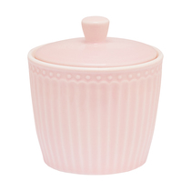 "Сахарница ""Alice pale pink"""