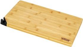 Кухонная доска со встроенной точилкой для ножа Vitesse