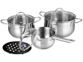 Набор  посуды из 7 предметов Vitesse Melanie