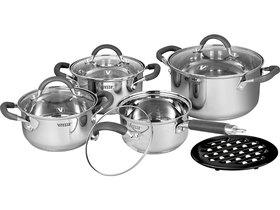 Набор посуды из 9 предметов Vitesse Ines
