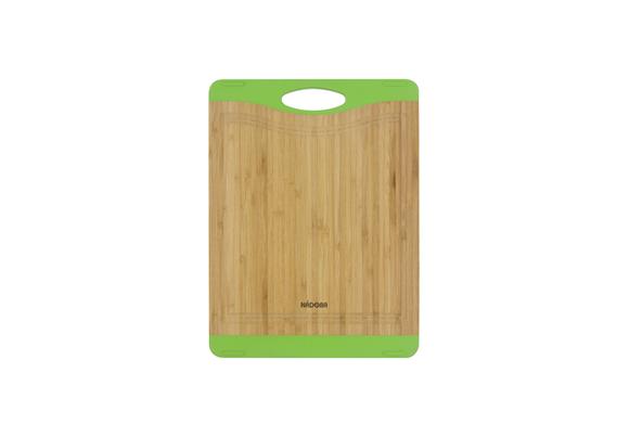 Разделочная доска из бамбука, 27 х 20 см, NADOBA, серия KRASAVA
