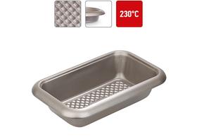 Форма для кекса, стальная, антипригарная, 28х17,5х6,5 см, NADOBA, серия RADA
