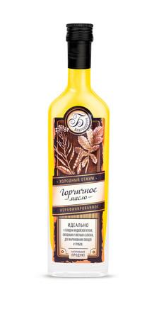 Благодарное Масло Горчичное коричневое