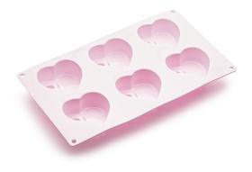 "Форма для выпечки APOLLO ""Lovers"" светло-розовый"