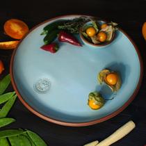 Тарелка круглая Vegan D 280