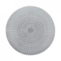Подставка под горячее d-41 см., серебро.