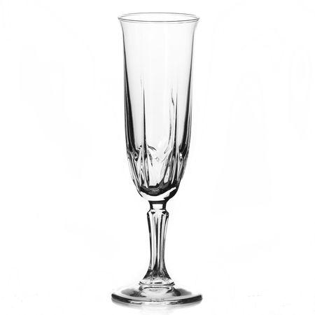 Набор бокалов для шампанского КАРАТ 6 шт. 163 мл