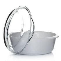Посуда для СВЧ кастрюля с крышкой 2175 мл (1077789)