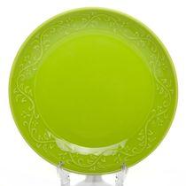 Глубокая тарелка IVY 22 см зеленая