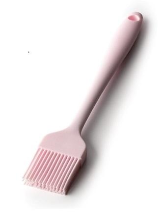 """Кисть силиконовая APOLLO """"Oil"""" светло-розовый"""