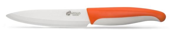 """Нож кухонный с керамическим лезвием  APOLLO """"Picar"""" 13см."""