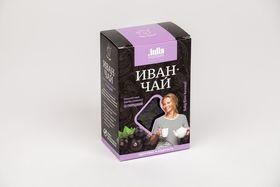 Иван-чай листовой со смородиной «выбор Юлии Высоцкой» 50 гр