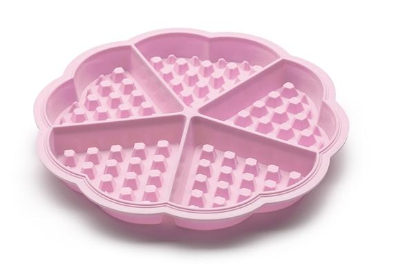 """Форма для выпечки APOLLO """"Wafer"""" светло-розовый"""