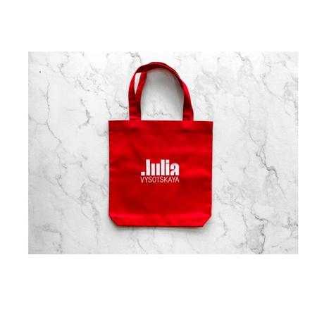 Сумка Julia Vysotskaya JVS02 красная