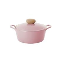 Кастрюля Frybest Round Pink 18 см