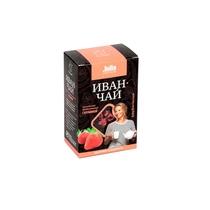 Иван-чай листовой с клубникой Julia Vysotskaya «выбор Юлии Высоцкой» YV502 50 гр