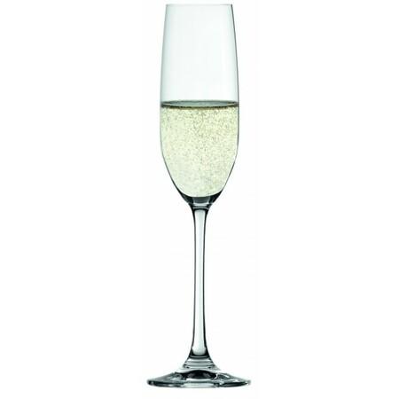 Набор из 4-х бокалов Spiegelau Salute 112328 для шампанского 210 мл
