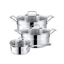 Набор посуды Tefal Jamie Oliver E874S574 1,4/3/4,7л