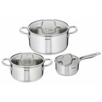Набор посуды Tefal VIRTUOSO 14/20/24 см E4926S74