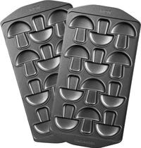 Панель «Грибочки» для мультипекаря REDMOND (форма для выпечки печенья) RAMB-34