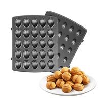 Панель «Орешки» для мультипекаря REDMOND (форма для выпечки орешков с начинкой) RAMB-118
